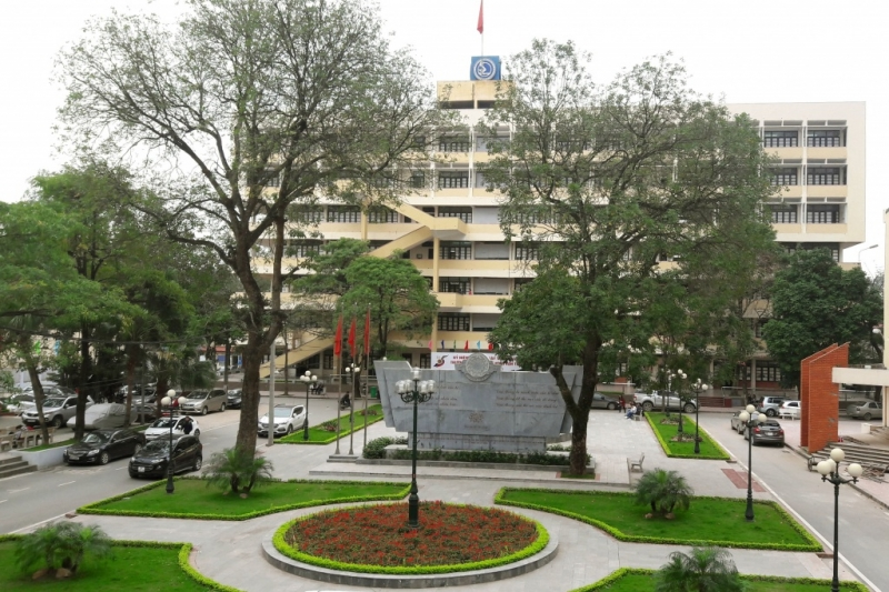 Khuôn viên trường
