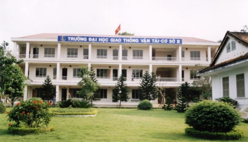 Trường Đại học Giao thông vận tải cơ sở 2