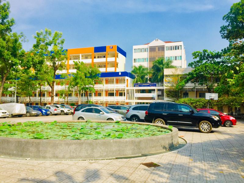 Trường Đại học Giao thông vận tải TP. HCM cơ sở 1 (chính)