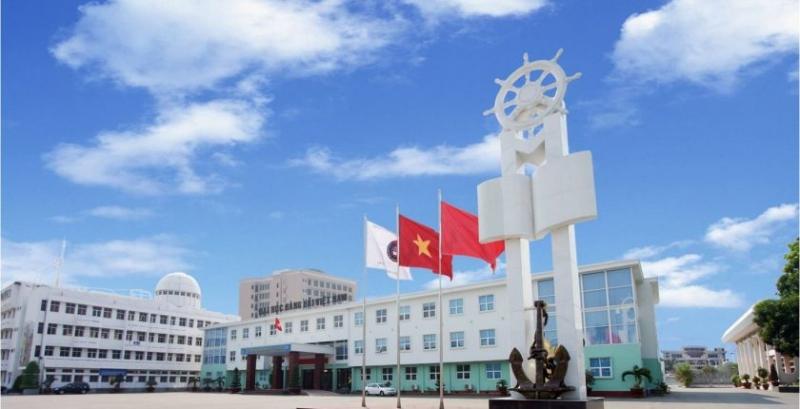 Trường đại học Hàng Hải Việt Nam được thành lập vào năm 1956