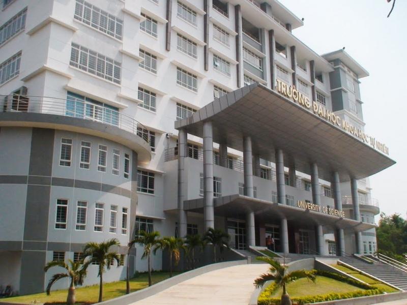 Trường Đại học Khoa học Tự nhiên TP HCM – Ho Chi Minh City University of Science