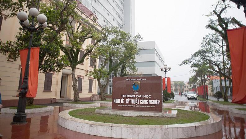 Trường Đại học Kinh tế - Kỹ thuật Công nghiệp
