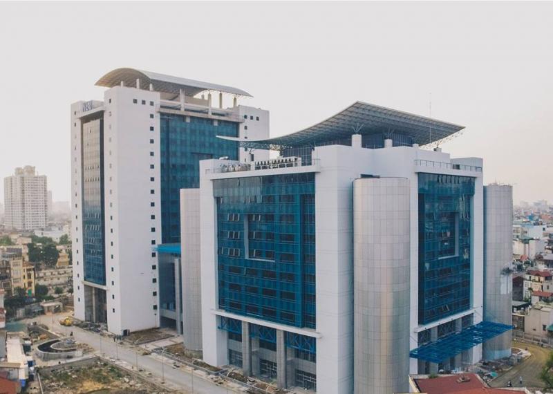 Tòa nhà thế kỉ của NEU