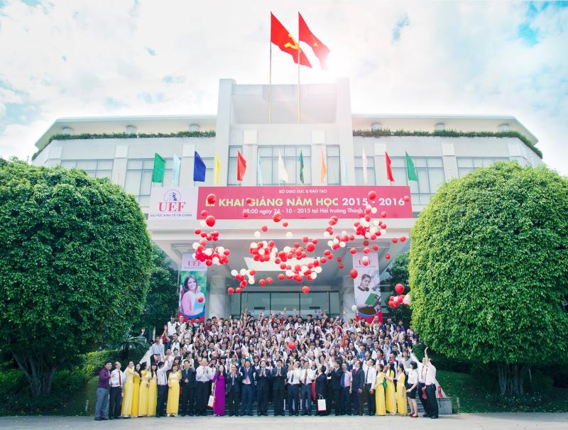Trường đại học Kinh Tế - Tài chính (UEF)