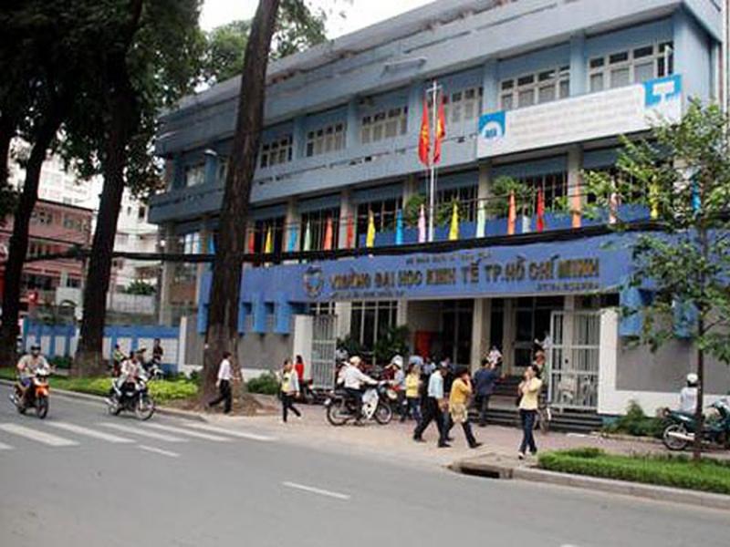 Trường Đại học Kinh tế TP. HCM