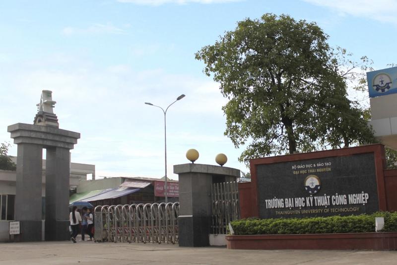 Đại học kĩ thuật công nghiệp - Đại học Thái nguyên (nguồn internet)