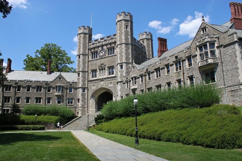 Là một tòa biệt thự cổ kính ư? Đó chính là đại học Princeton.