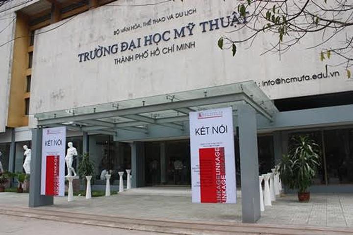 Trường Đại học Mỹ thuật TP Hồ Chí Minh