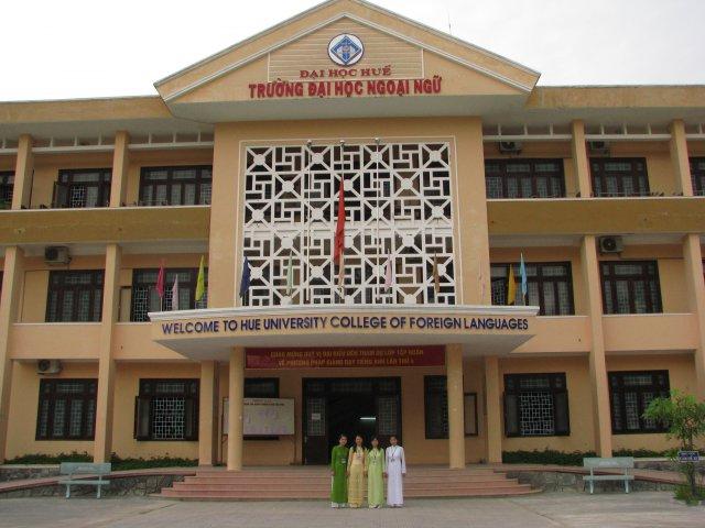 Trường Đại Học Ngoại Ngữ - Đại Học Huế