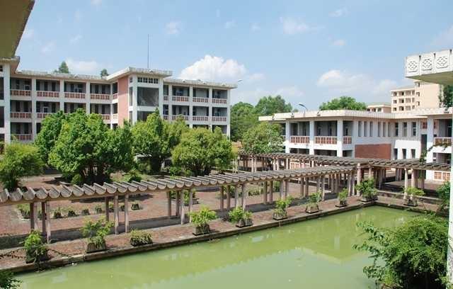 Trường Đại học Ngoại ngữ, Đại học Quốc gia Hà Nội (nguồn internet)