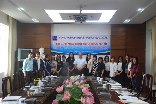 Trường Đại học Ngoại ngữ – ĐHQG Hà Nội