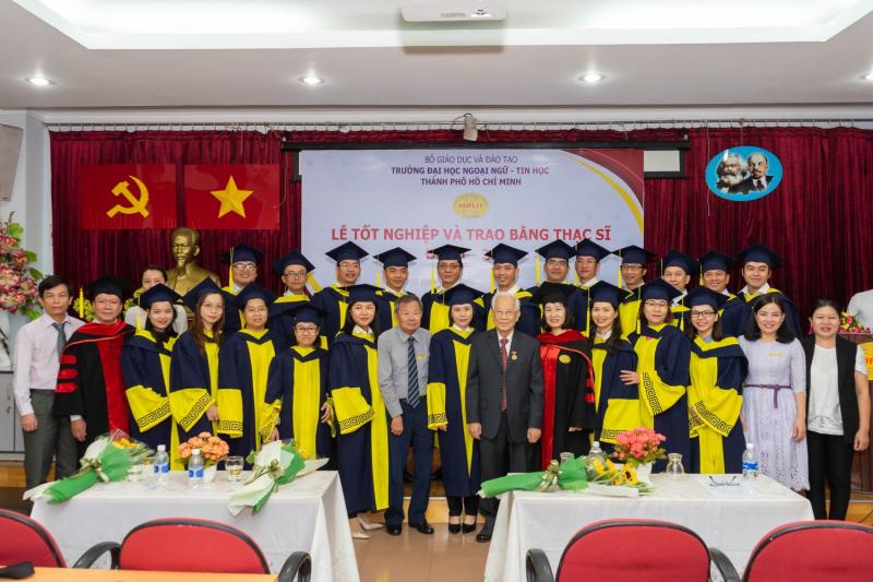 Trường Đại Học Ngoại Ngữ Tin Học TP.HCM