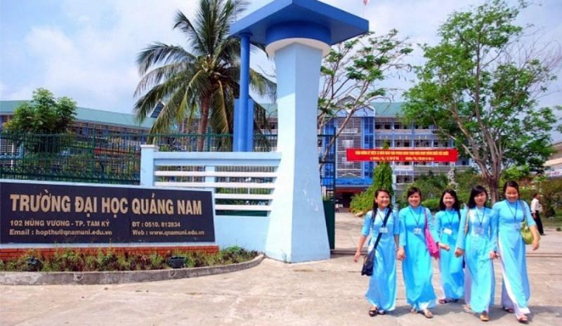 Trường Đại học Quảng Nam