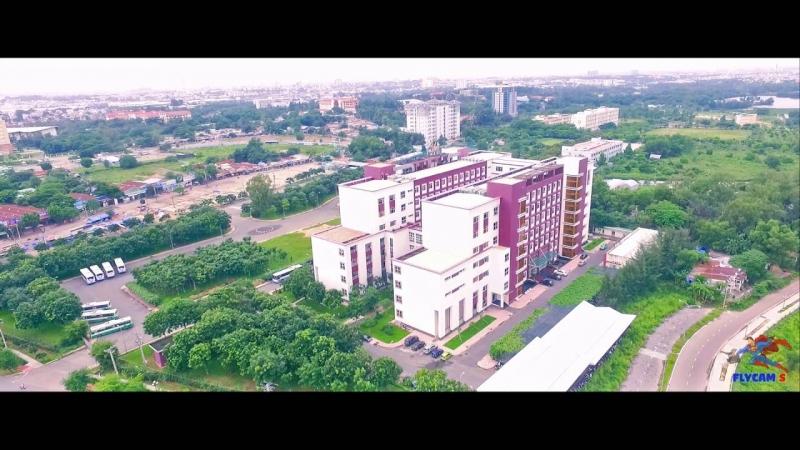 Trường Đại Học Quốc Tế – ĐHQG - HCM