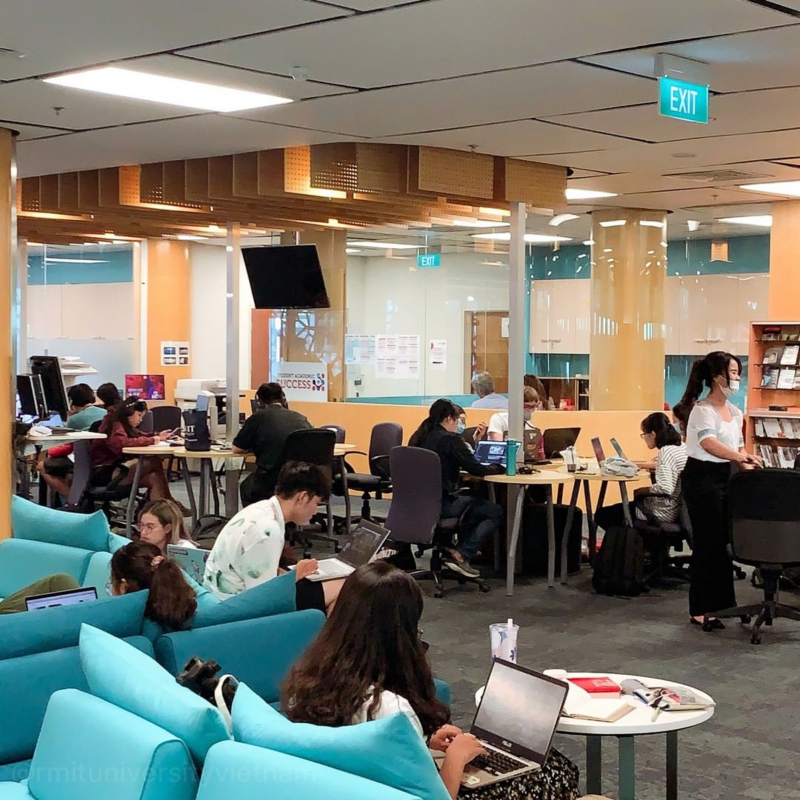 Thư viện RMIT Vietnam