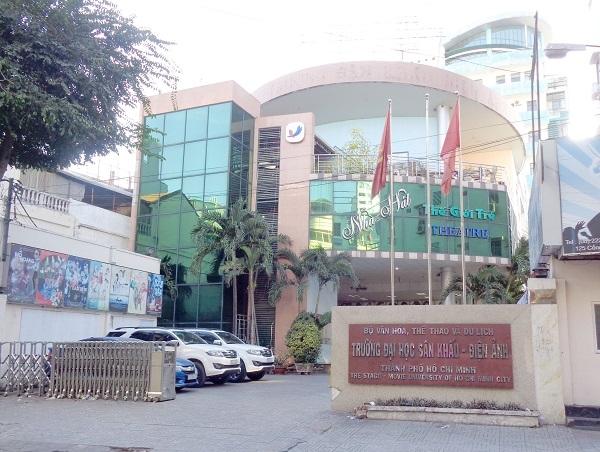 Trường ĐH Sân khấu - Điện ảnh Hà Nội