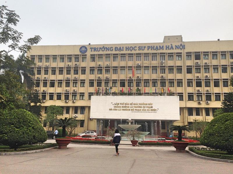 Trường Đại học Sư phạm Hà Nội -  Hanoi National University of Education