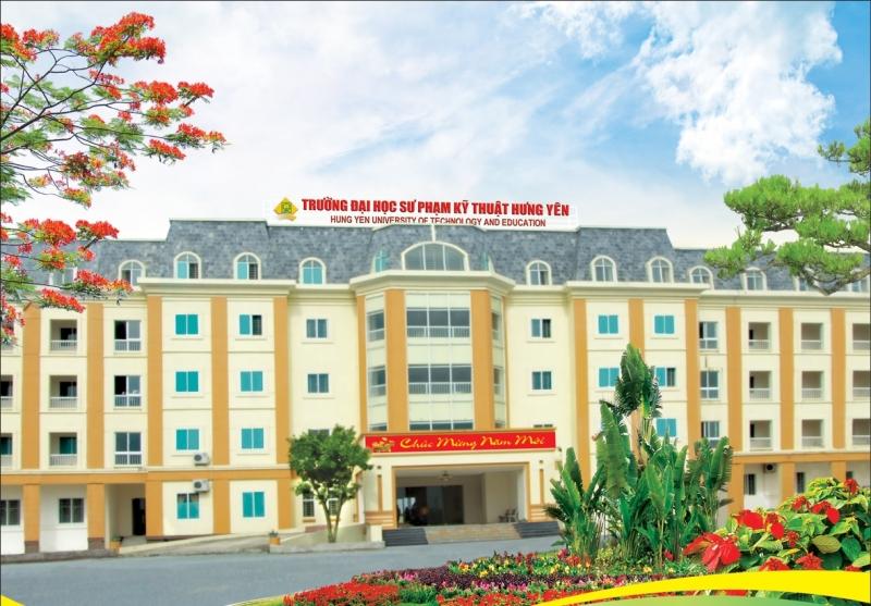 Trường đại học sư phạm kỹ thuật Hưng yên