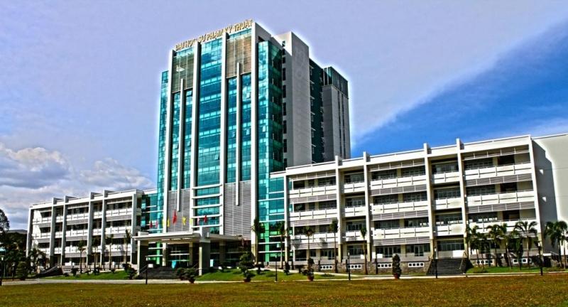 Tòa nhà trung tâm HCMUTE