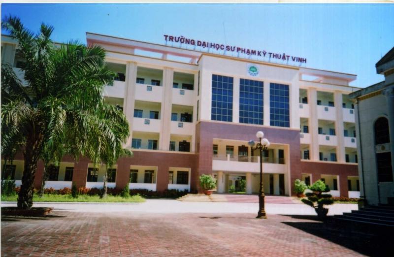 Trường Đại Học Sư Phạm Kỹ Thuật Vinh