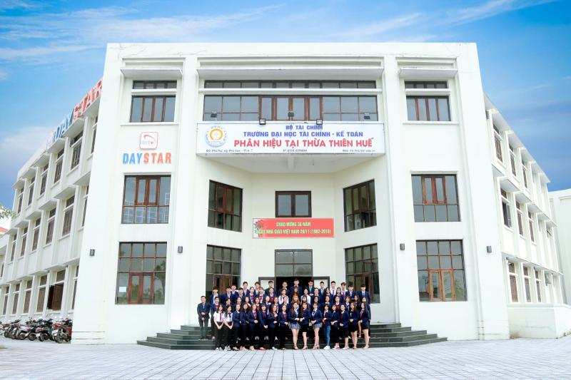 Trường Đại học Tài chính Kế toán