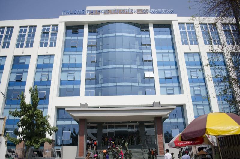 Đại học Tài chính - Marketing