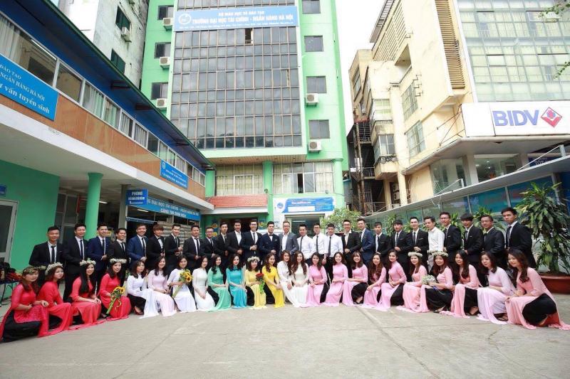 Trường Đại Học Tài Chính - Ngân Hàng Hà Nội