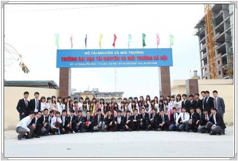Trường đại học tài nguyên và môi trường Hà Nội