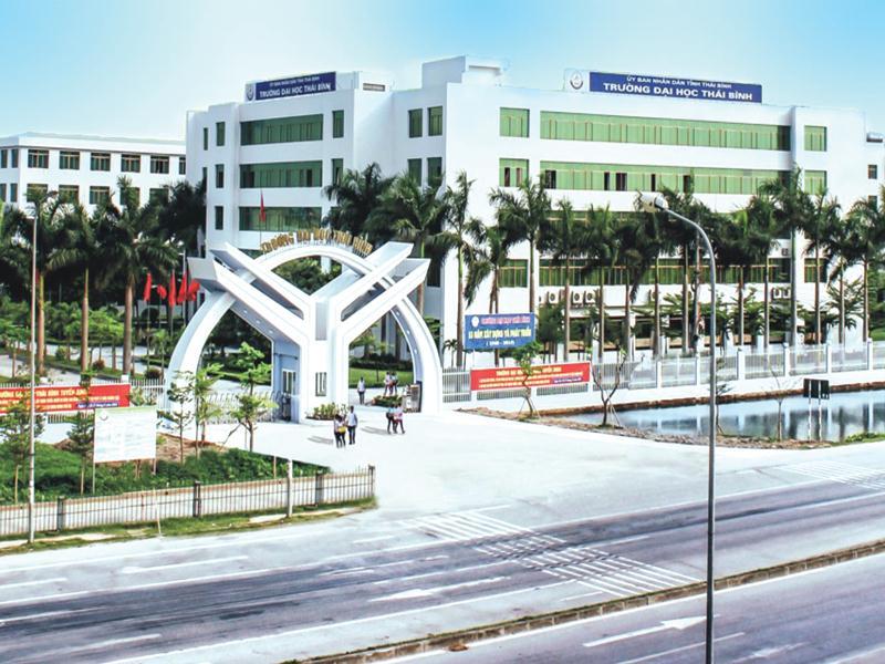 Trường Đại học Thái Bình