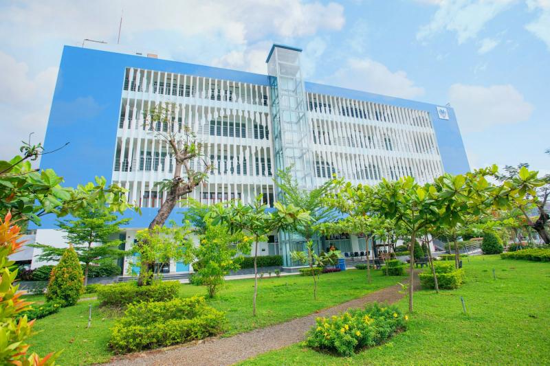 Trường đại học Thái Bình Dương