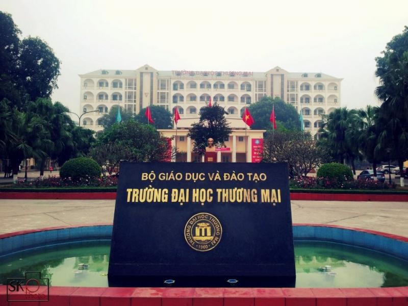 Trường đại học Thương Mại
