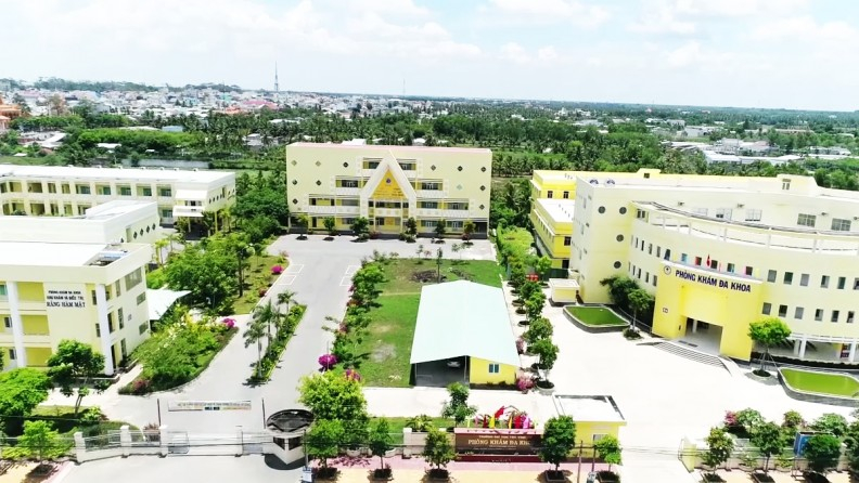 Trường Đại Học Trà Vinh