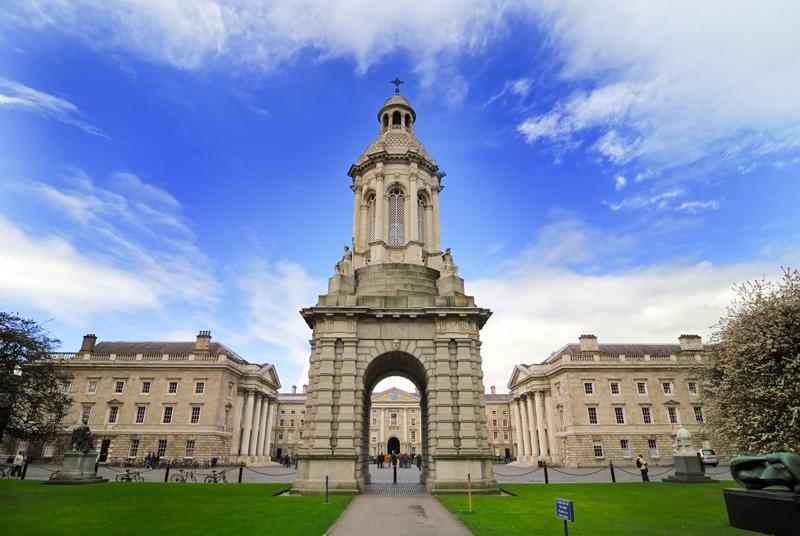 Trường đại học Trinity Dublin