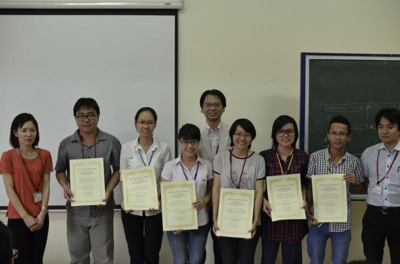 Sinh viên được trao học bổng du học tại Đại học Tsukuba