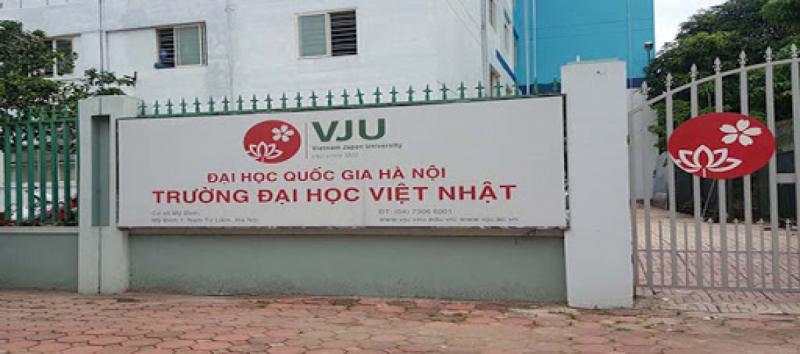 Trường Đại học Việt Nhật - Đại học Quốc gia Hà Nội