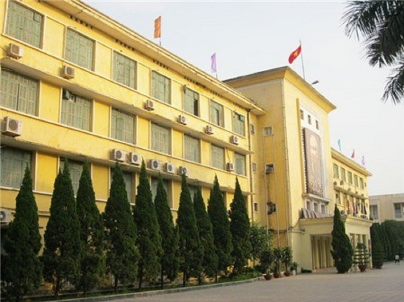 Học viện Nông nghiệp Việt Nam.
