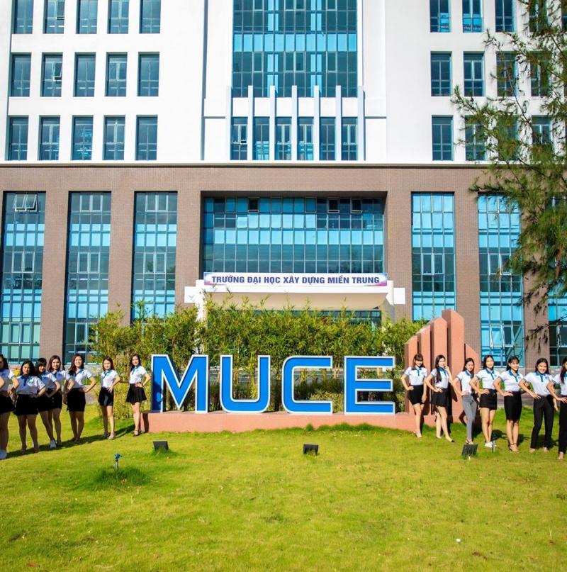 Trường Đại học Xây dựng Miền Trung