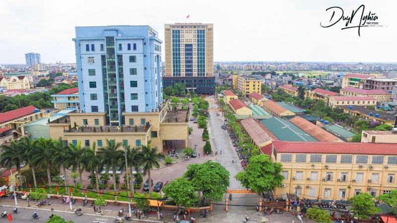 Trường đại học Y- Dược Thái Bình