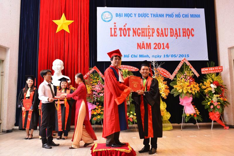 Giới thiệu trường đại học y dược TP Hồ Chí Minh