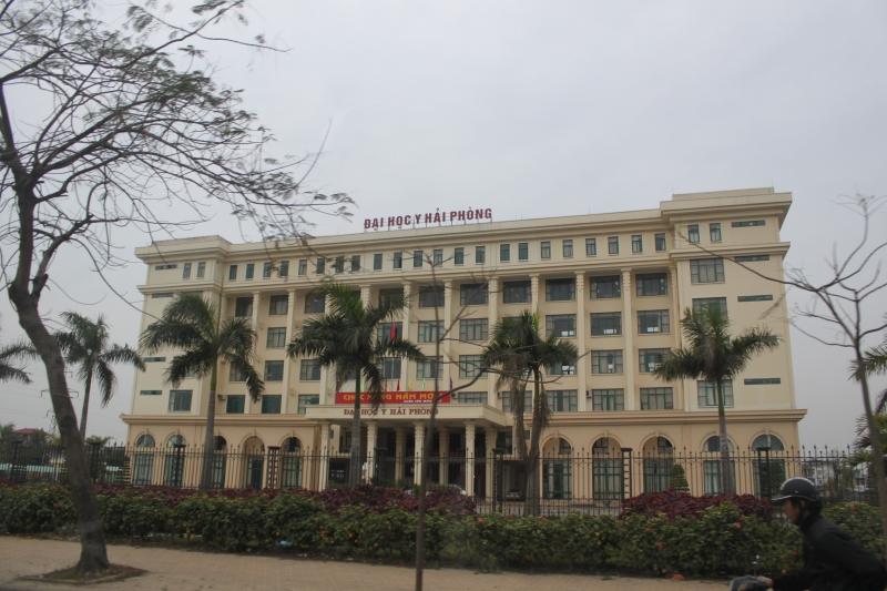Đại học Y Hải Phòng