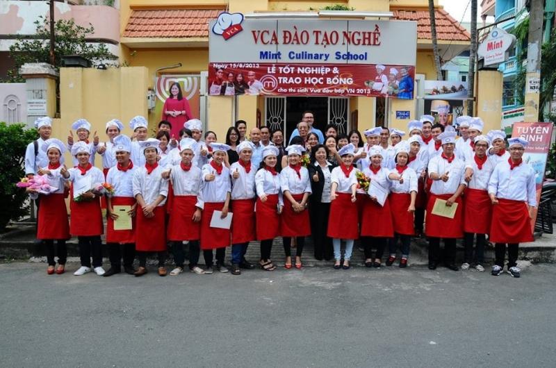 Trường đào tạo nghề bếp VCA là đích đến không thể hoàn hảo hơn cho các bạn yêu thích nấu ăn