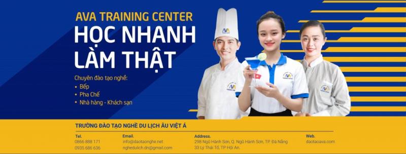 Trường Đào tạo nghề Nhà hàng – Khách sạn AVA Tại Đà Nẵng