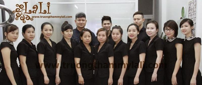 LaLi - trường dạy chăm sóc da uy tín và chất lượng nhất TP. HCM