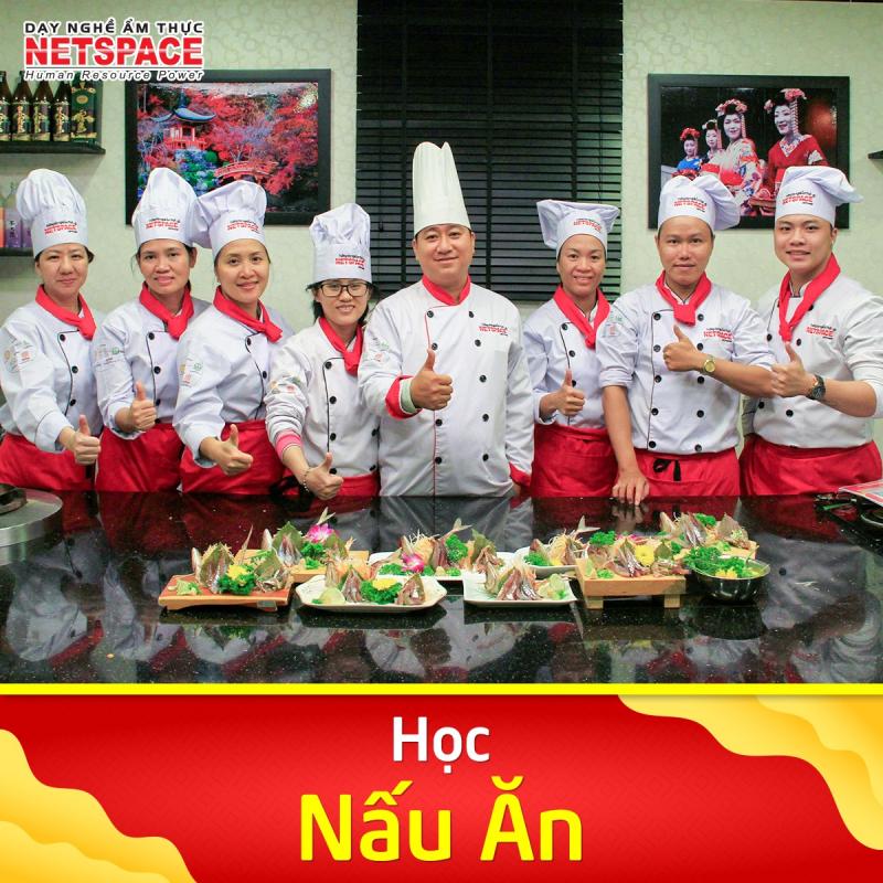 Trường dạy nghề ẩm thực Netspace
