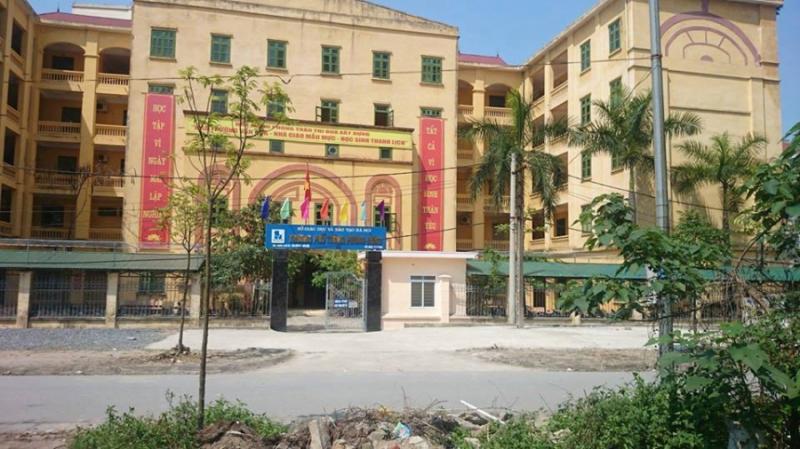 Trường dạy nghề Thanh Xuân
