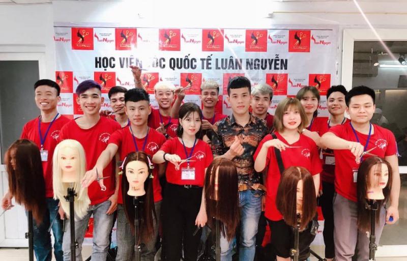 Trường Dạy Nghề Tóc Tại Hà Nội - Luân Nguyễn