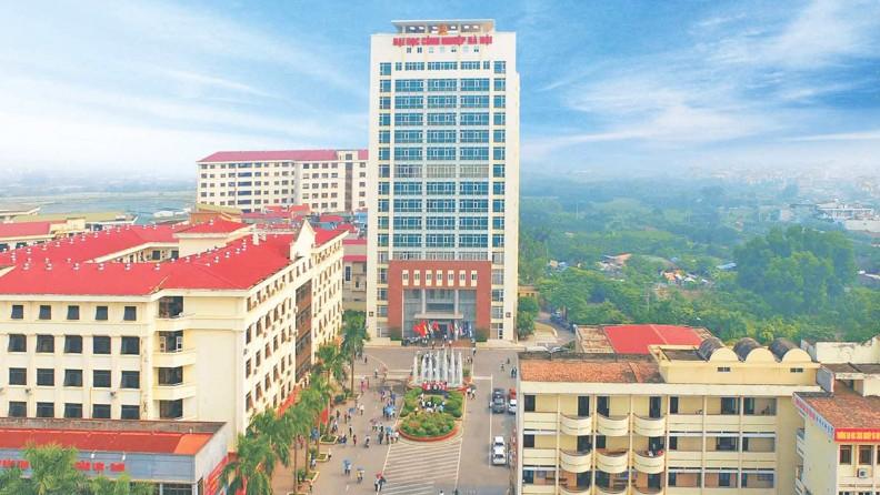 Trường ĐH Công nghiệp Hà Nội