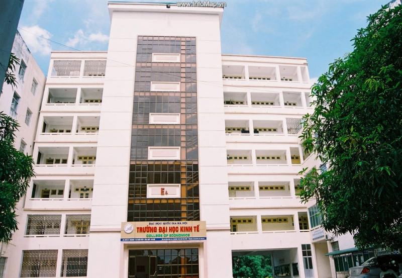 Trường ĐH Kinh Tế - Đại học Quốc Gia Hà Nội