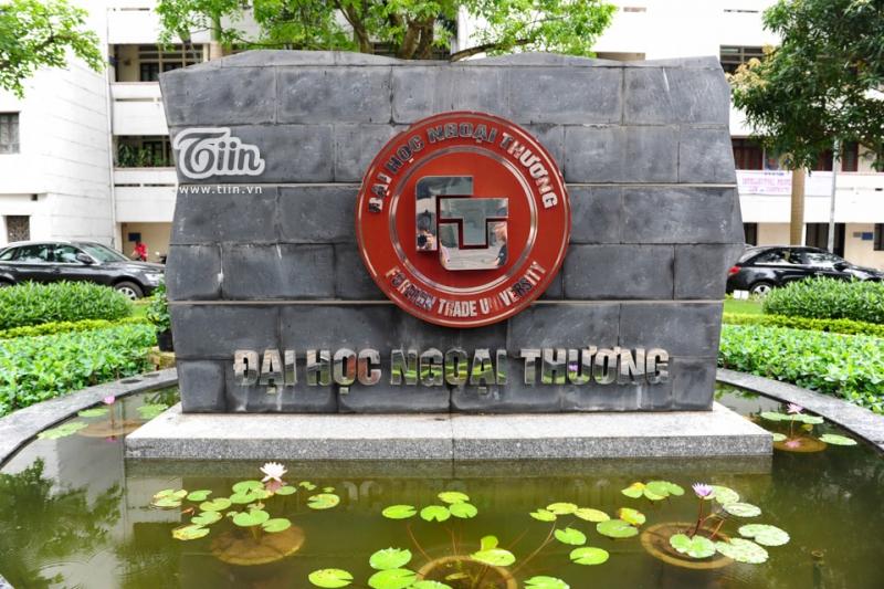 Trường đại học Ngoại Thương (viết tắt FTU) được thành lập Vào năm 1960