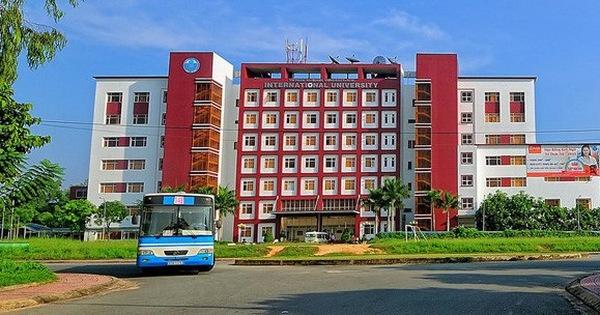 Trường Đại học Quốc tế - Đại học quốc gia TP.HCM được thành lập năm 2003